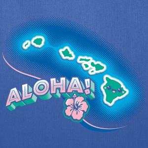 Hawaii Kawaii Cute Beach - Tote Bag
