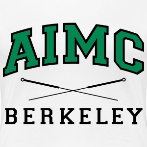 AIMC Berkeley Heather Jersey Tee - Women's Premium T-Shirt