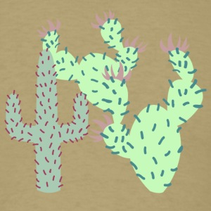 Cactus T-Shirts - Men's T-Shirt