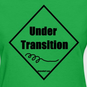 Under Transition T Women's T-Shirts - Women's T-Shirt