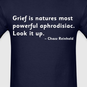 Quote of the day (2) - Men's T-Shirt