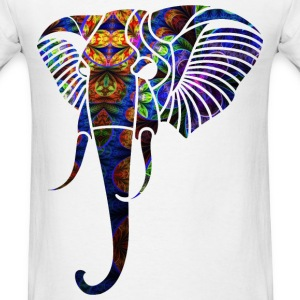 elephantart - Men's T-Shirt
