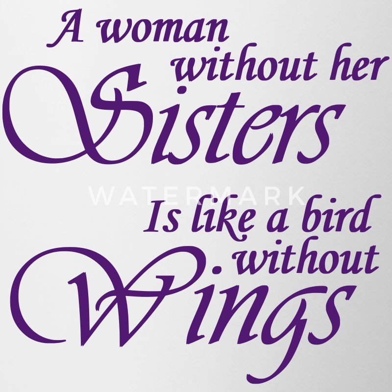 Sister Quote Coffee Cup - Coffee/Tea Mug