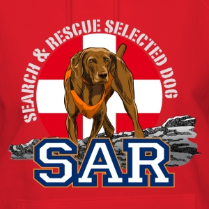 Search and Rescue Dog1 Hoodies - Women's Hoodie