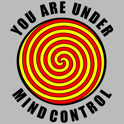 Under Mind Control v1 black text
