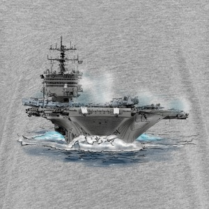 aircraft carrier Baby & Toddler Shirts - Toddler Premium T-Shirt