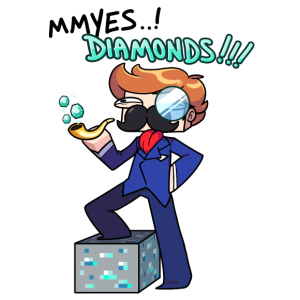 DIAMONDS!!!!111!!!!1