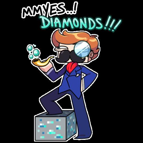 DIAMONDS!!!!111!!!!1
