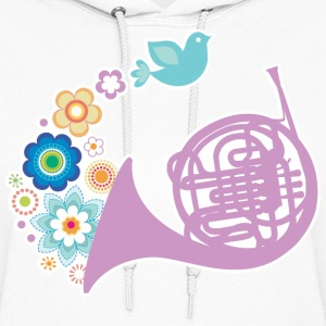 French Horn Pretty Gift Hoodies - Women's Hoodie