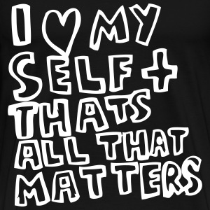 (i_love_myself) T-Shirts - Men's Premium T-Shirt