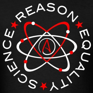 Science Reason Equality - Men's T-Shirt