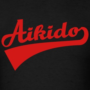 Aikido T-Shirts - Men's T-Shirt