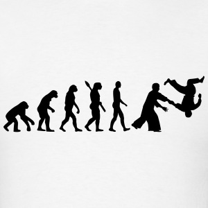 Evolution Aikido T-Shirts - Men's T-Shirt