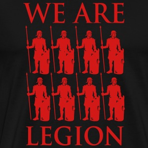 We are Legion - Men's Premium T-Shirt