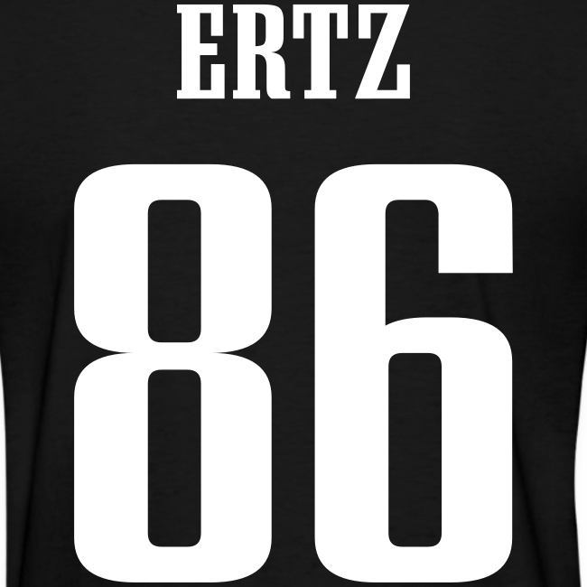 big sale 29080 6458d Zach #86 Jersey Shirt | Women's T-Shirt