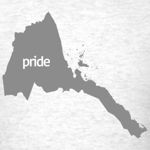 Eritrea pride - Men's T-Shirt