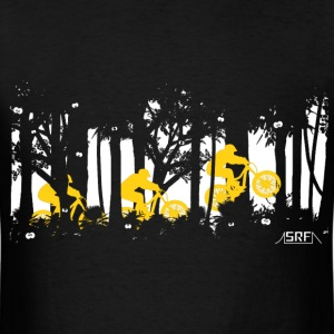 Forest Jump T-Shirts - Men's T-Shirt