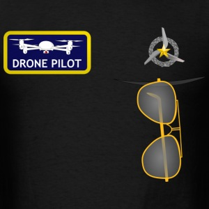 uniform drone pilot T-Shirts - Men's T-Shirt