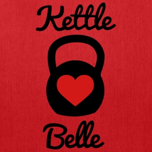 Kettle Belle  Bags & backpacks - Tote Bag