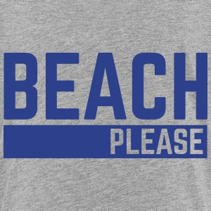 Beach Please  Kids' Shirts - Kids' Premium T-Shirt