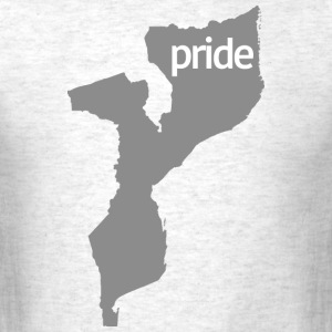 Mozambique pride - Men's T-Shirt