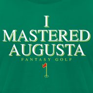 Design ~ I Mastered Augusta