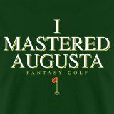 I Mastered Augusta