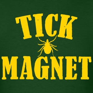 TICK MAGNET T-Shirts - Men's T-Shirt