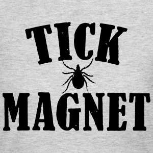 TICK MAGNET Long Sleeve Shirts - Women's Long Sleeve Jersey T-Shirt