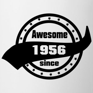 awesome_since_1956 Mugs & Drinkware - Coffee/Tea Mug