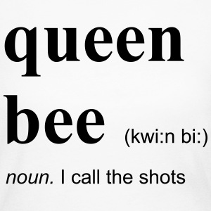 queen bee Long Sleeve Shirts - Women's Long Sleeve Jersey T-Shirt