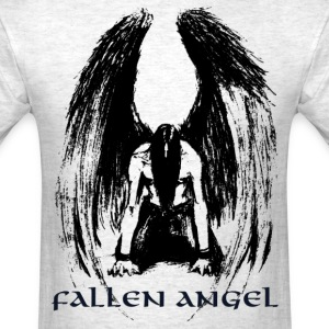 Fallen Angel (1) - Men's T-Shirt