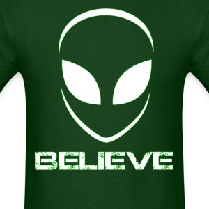 Believe (1) - Men's T-Shirt