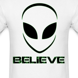 Believe (2) - Men's T-Shirt