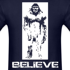 Bigfoot (2) - Men's T-Shirt