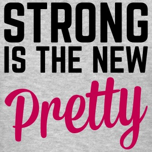 Strong Is the New Pretty  Women's T-Shirts - Women's T-Shirt
