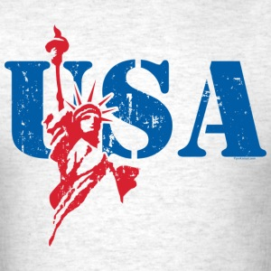 Liberty USA T-Shirts - Men's T-Shirt