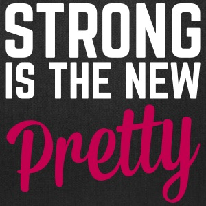 Strong Is the New Pretty  Bags & backpacks - Tote Bag