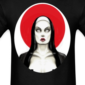 Fetish Nun - Men's T-Shirt