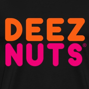 DEEZ NUTS T-Shirts - Men's Premium T-Shirt
