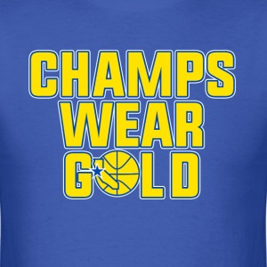 Champs Wear Gold T-Shirts - Men's T-Shirt