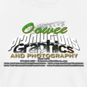 Oowee Promotions Logo - Men's Premium T-Shirt
