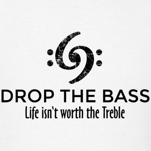 Drop the Bass 69 Vintage Black