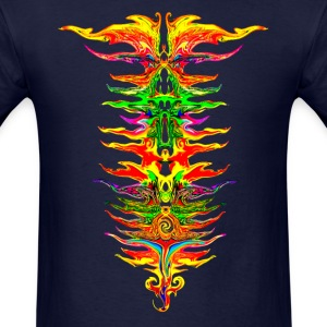Color your life! colorful, party, music, rainbow,  T-Shirts - Men's T-Shirt