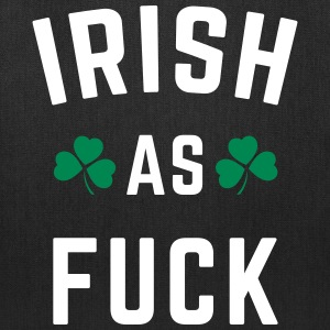Irish As F*ck Bags & backpacks - Tote Bag