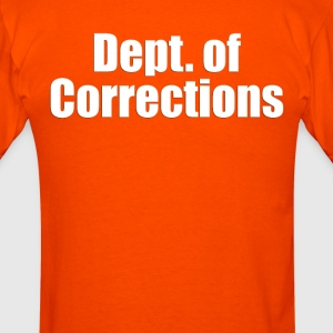 Dept. of Corrections - Men's T-Shirt