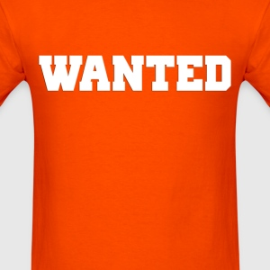 Wanted (1) - Men's T-Shirt