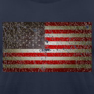 Design ~ US Flag distressed