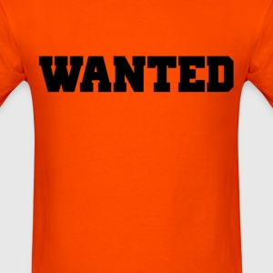 Wanted (2) - Men's T-Shirt