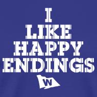 Design ~ I Like Happy Endings (Chicago Baseball)